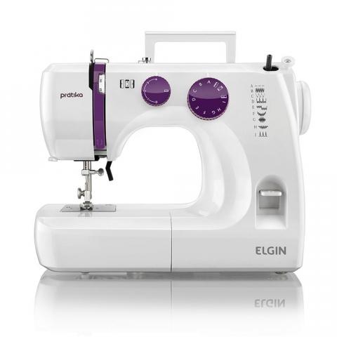 Máquina De Costura Prátika Jx-2051 - Elgin