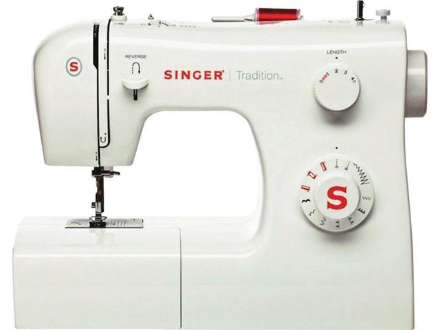 Máquina de Costura Singer Doméstica Tradition 2250 Branca