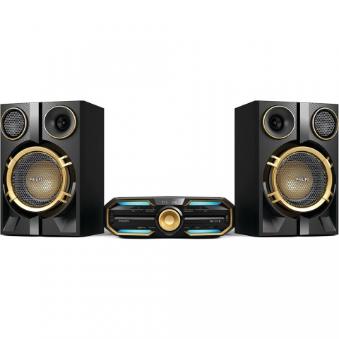 Mini System Philips FX50X/78 1000W RMS