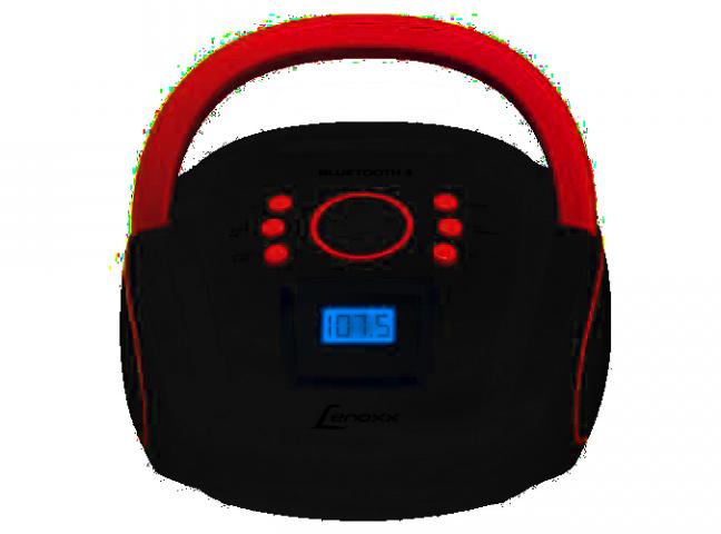 Rádio Lenoxx Fm, Mp3, Sd, Usb BD-110 220V