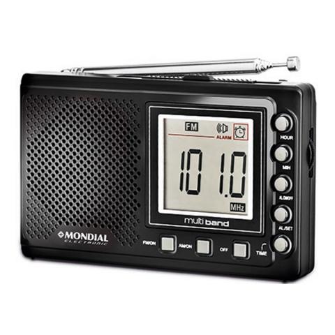 Rádio Portátil Multi Band RP-03 AM / FM / SW