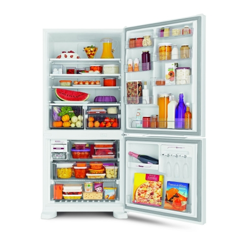 Refrigerador Brastemp Duplex Frost Free BRE80A 573L Branco