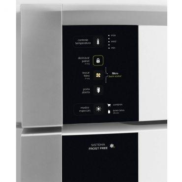 Refrigerador Consul Bem Estar Frost Free 2 Portas 437L Branco CRM55AB