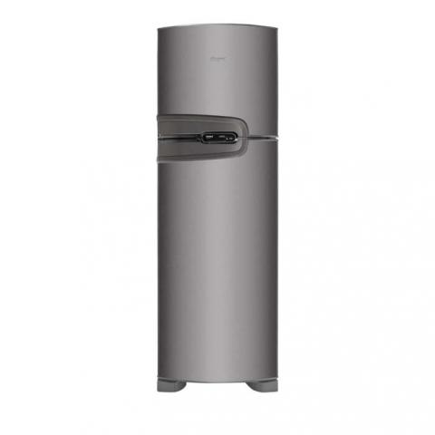 Refrigerador Consul Frost Free Duplex Frost Free 275L CRM35NK Platinum