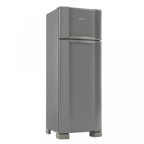 Refrigerador Esmaltec 2 Portas RCD38 306 Litros Inox 220V
