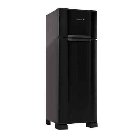 Refrigerador Esmaltec 276L Preto - RCD34