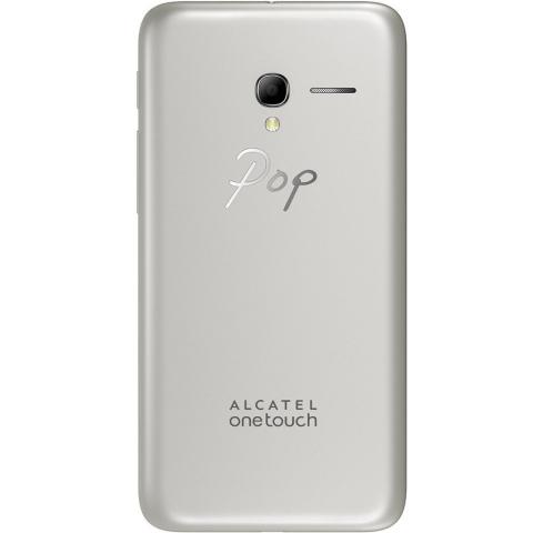 Smartphone Alcatel One Touch Pop 3 5016 Prata  Android 5.1 Lollipop, Memória Interna 8GB, Câmera 8MP, Tela 5