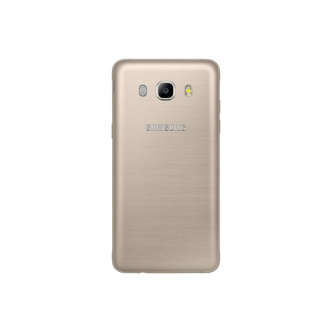 Smartphone Samsung Galaxy J5 Duos 16GB Dourado Dual Chip 4G Câmera 13MP + Selfie 5MP Flash