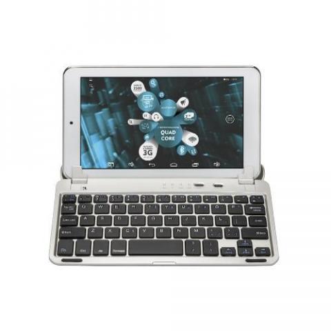 Tablet Dl X-Quad Note Tx308 Com Tela De 7, 8gb, 2 Câmeras, Android 5.1 E Processador Quad Core De 1.2ghz Branco
