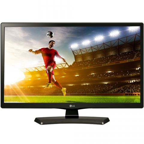 TV Monitor LG Led Backlights 19,5 polegadas, HD Divx, HDMI, USB  20MT48DF