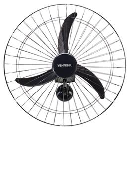 Ventilador Ventisol Par. 60cm Mx 603 Preto