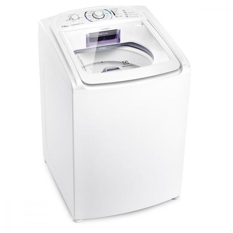 Lavadora de Roupas Electrolux Essencial Care 13kg Branca LES13 220V