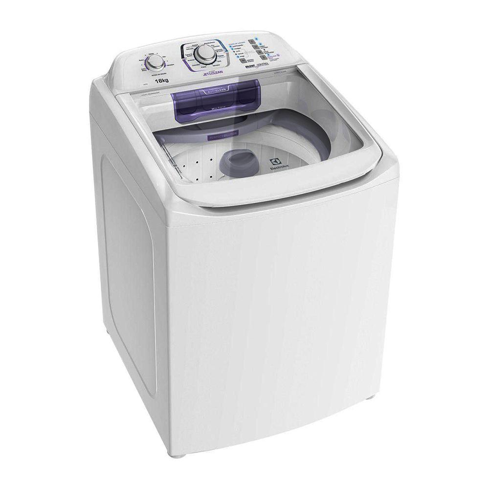 Lavadora Electrolux LAC16 16 Kg com Dispenser Autolimpante e Ciclo Silencioso 220V