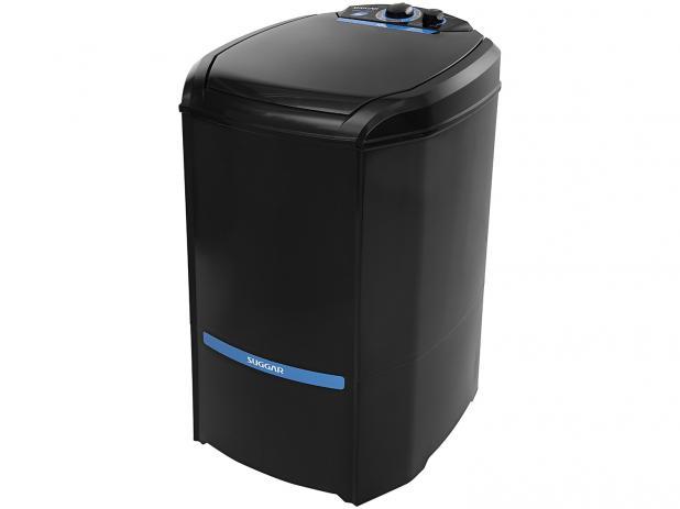 Lavadora Semi-Automática Suggar 15 Kg LE1502 Preta