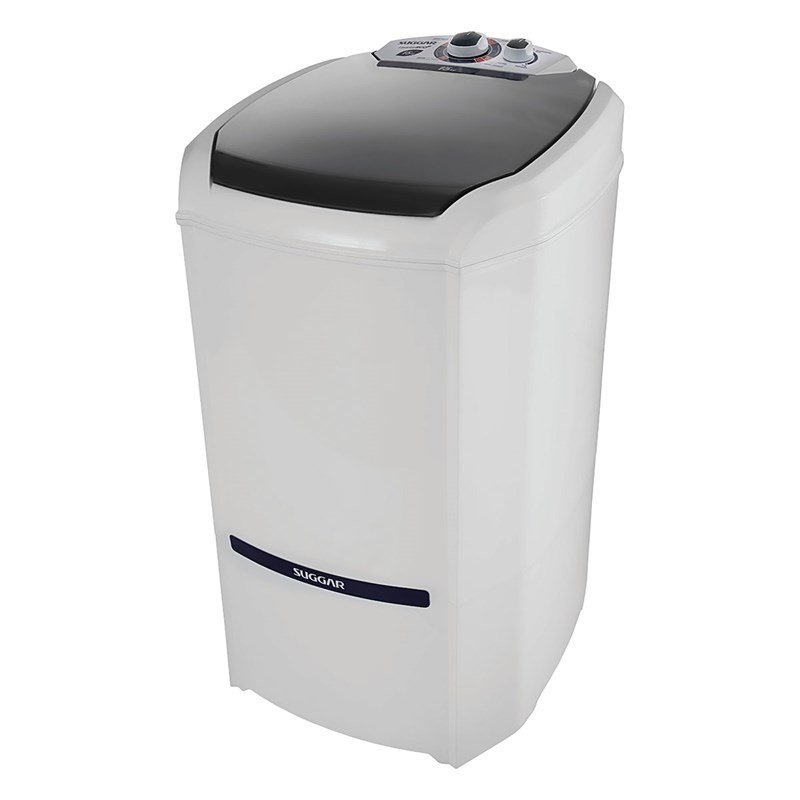 Lavadora Semi-Automática Suggar 15 Kg LE1502 Branca
