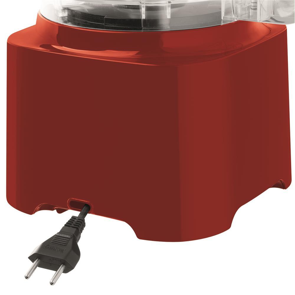 Liquidificador Arno Power Max 15 Velocidades 1000W Vermelho 220V