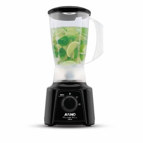 Liquidificador Arno Power Mix Preto LQ10 550W