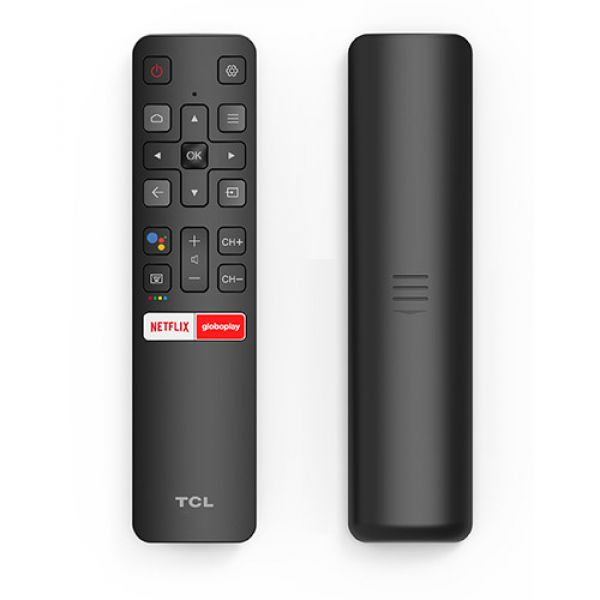 Android Tv Led 43 Tcl 43s6500 Bluetooth, Controle Remoto Com Comando De Voz E Google Assistant
