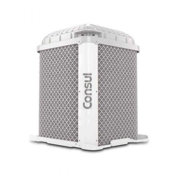 Ar Condicionado Split 9000 btus Consul CBN09CBBNA frio maxi refrigeração e maxi economia Branco 220V