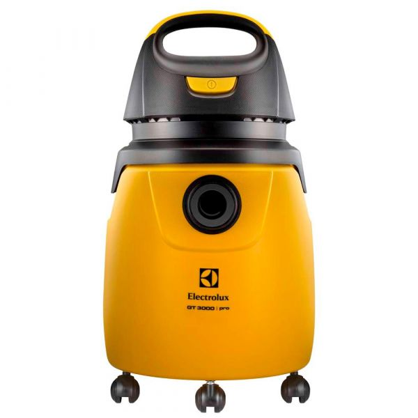 Aspirador Profissional de Água e Pó Electrolux GT30N 1300W Amarelo 220v