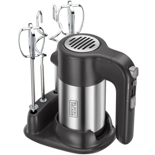Batedeira Black & Decker BAT300P Inox