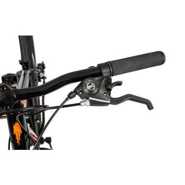 Bicicleta Aro 29 Caloi Vulcan com Suspensão Dianteira - Preta