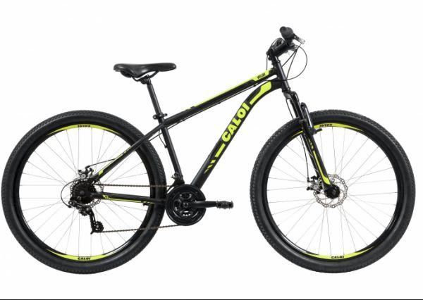 Bicicleta Caloi Velox Aro 29 T17 R29 V21 MA18 Preta