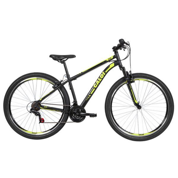 Bicicleta Caloi Velox II V- Brake T17R29V21 Aro 29