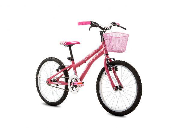 Bicicleta Houston Nina Aro 20 Rosa