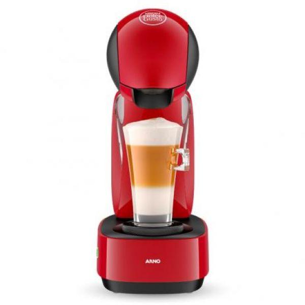 Cafeteira Elétrica Arno Nescafé Dolce Gusto Infinissima DG16 Vermelha