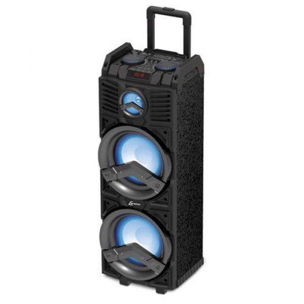 Caixa Amplificada Lenoxx 500W CA-500 Preto Bivolt