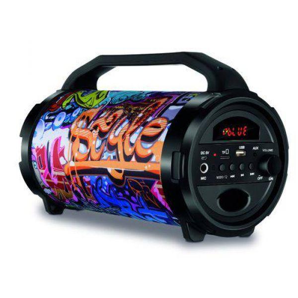Caixa de Som Amplificada Mondial 50W MCO-11