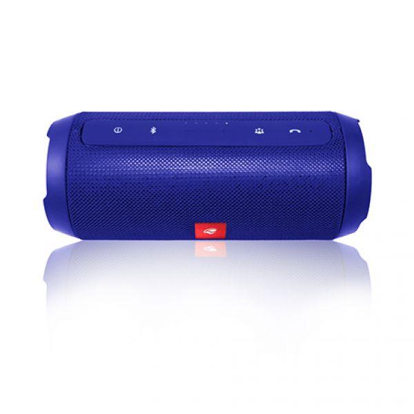 Caixa de Som Portatil Speaker Bluetooth Pure Sound SP-B150 C3Tech Azul