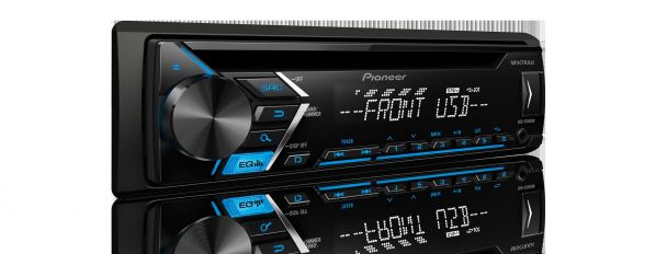 Som Automotivo Pioneer DEH-S1080UB CD Player Entrada USB e Auxiliar