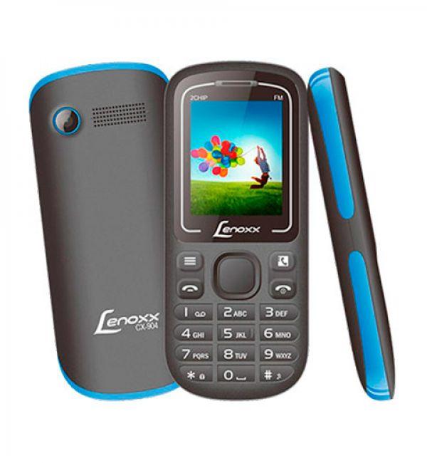 Celular Lenoxx Dual Cx904 Preto/Azul