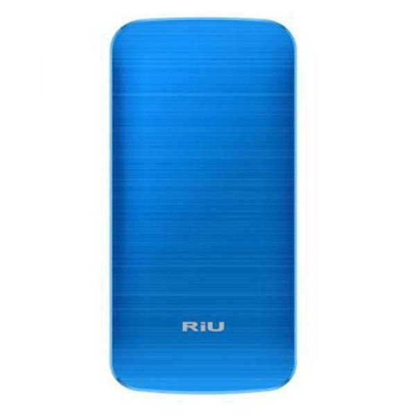 Celular Riu Flip Desbloqueado 2.4 2 Chips Radio Azul