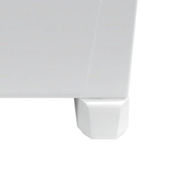 Fogão 5 Bocas Mônaco Atlas com Acendimento Autómatico Branco