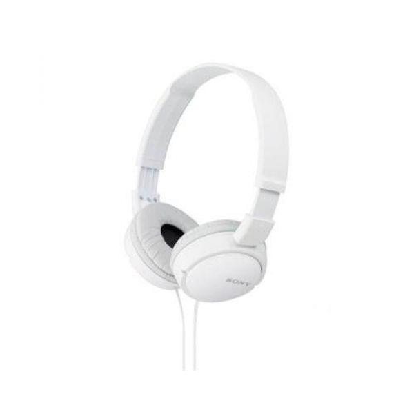 Fone de Ouvido Sony P2 Branco MDR-ZX110