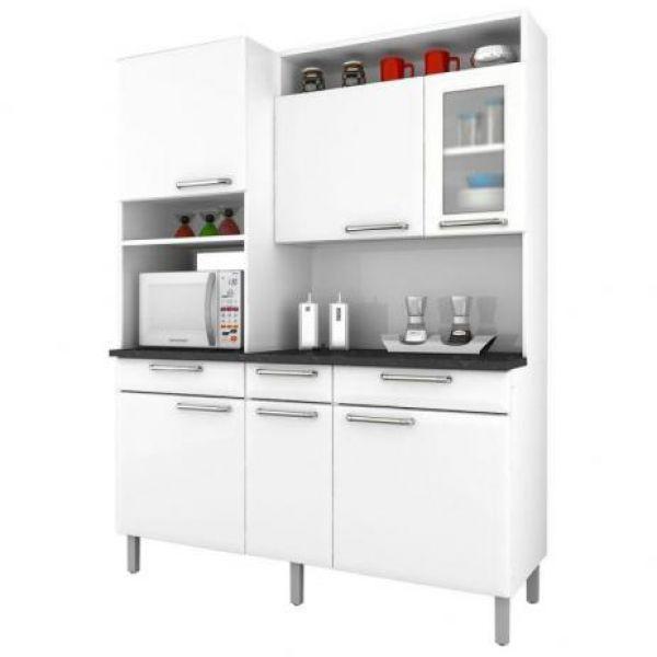 Kit Cozinha Itatiaia Regina i31vg3-155 branco