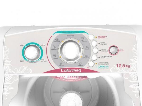 Lavadora de Roupas Colormaq LCA 12 - Branca