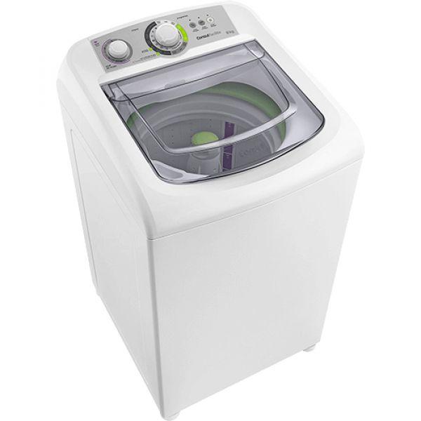 Lavadora de Roupas Consul 8kg Facilite CWE - Branco