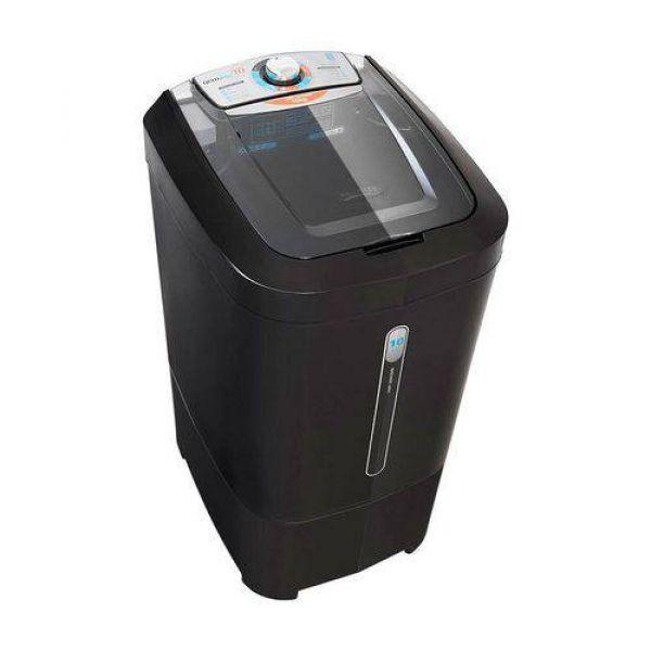 Lavadora de Roupas Newmaq 10kg NewUp Preta 220V