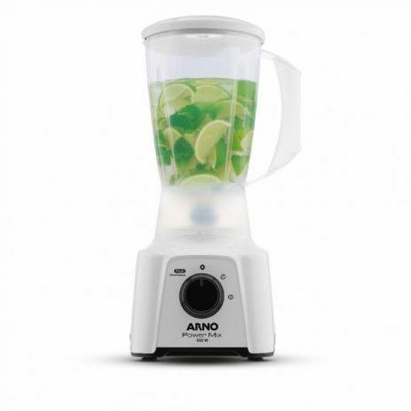 Liquidificador Arno Power Mix Branco LQ12 550W