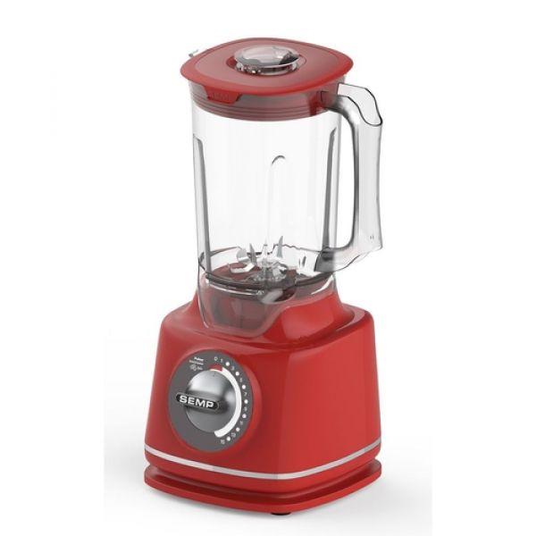 Liquidificador Semp Tcl 1200W Vermelho 220V