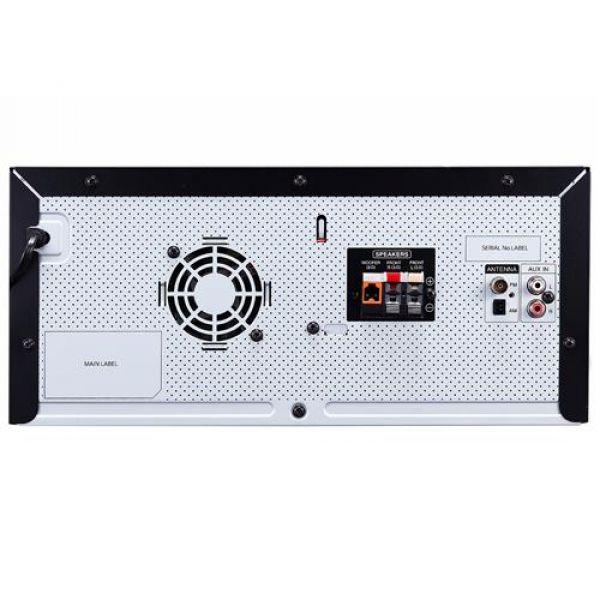 Mini System LG CJ44 XBoom Dual USB Função karaokê 440W
