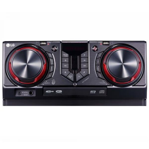 Mini System LG CJ65 XBoom Entrada USB - 810W
