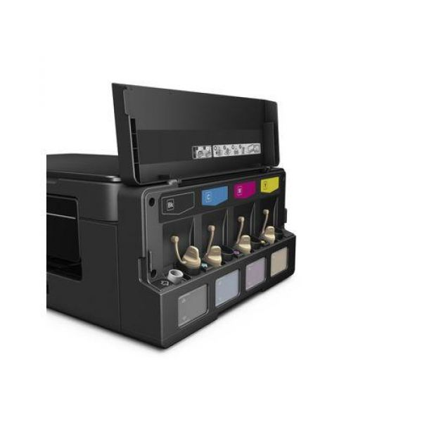 Multifuncional Tanque de Tinta Colorida Epson EcoTank L395 - Imprime, Copia e Digitaliza