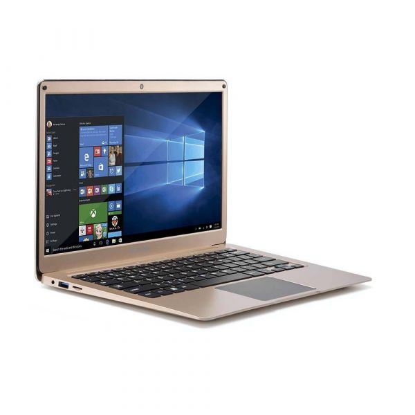 Notebook Legacy Air Intel Dual Core Windows 10 4GB Tela Full HD 13.3 Pol. Dourado Multilaser - PC206