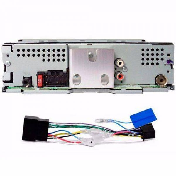 Radio Auto Pioneer Mvh-298bt Bluetooth/Mp3/Usb/Android/Flac
