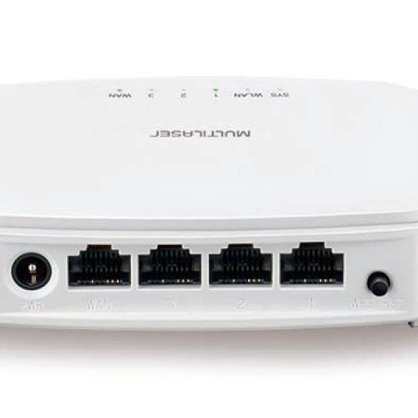 Roteador Wireless Multilaser Re160v 300 Mbps 2 Antenas 5dbi